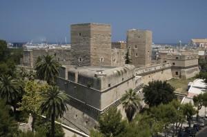 Castillo de Suabia en Bari
