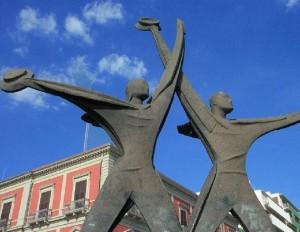 Monumento a los Marineros en Taranto