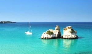Torre dell'Orso en Puglia