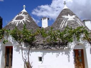 Trullos de Alberobello