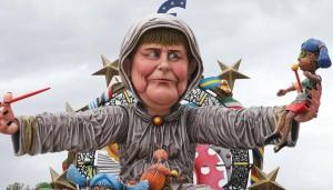 Carroza del Carnaval de Putignano