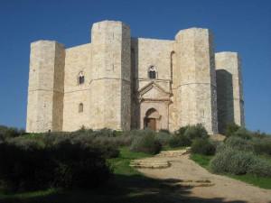 Castel del Monte en Puglia